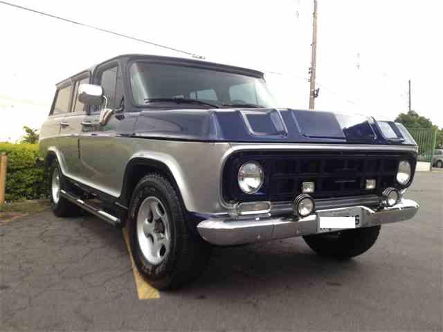 1985 Chevrolet SUV | 962655