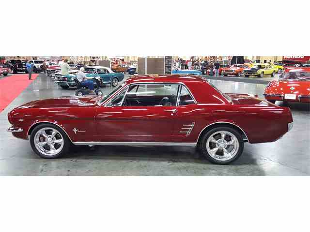 1966 Ford Mustang | 962658