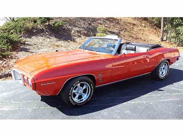 1969 Pontiac Firebird | 962659