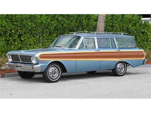 1965 Ford Falcon Squire Wagon | 962660
