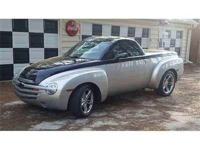 2005 Chevrolet SSR | 962661
