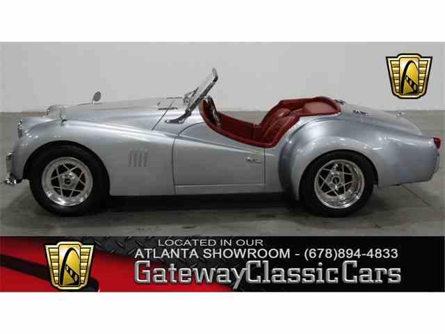 1959 Triumph TR3A | 962663