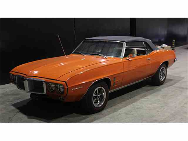 1969 Pontiac Firebird | 962665