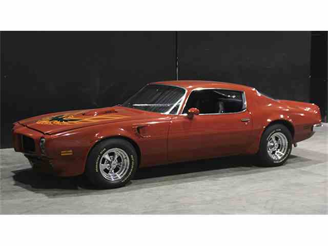1973 Pontiac Firebird Trans Am | 962667