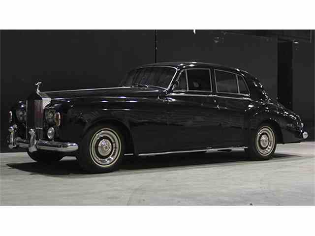 1965 Rolls-Royce Silver Cloud III Saloon | 962668