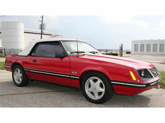 1983 Ford Mustang | 962672
