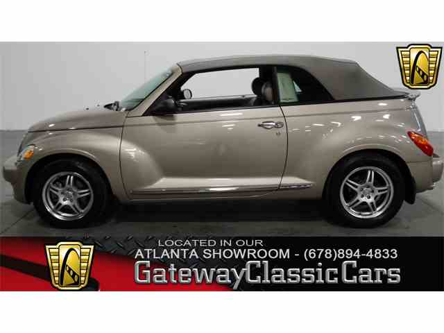 2005 Chrysler PT Cruiser | 962675