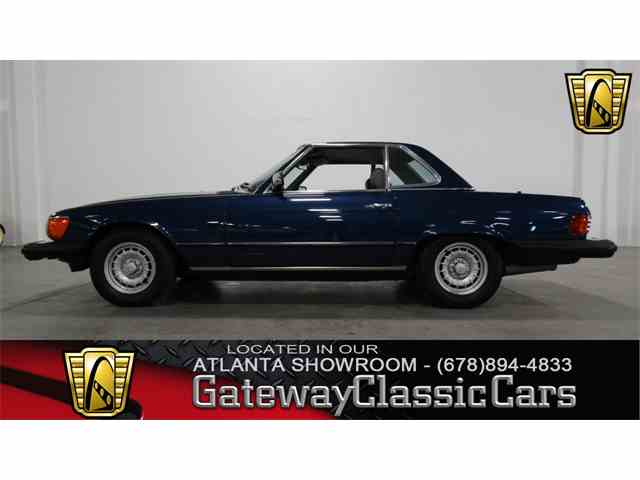 1983 Mercedes-Benz 380SL | 962678