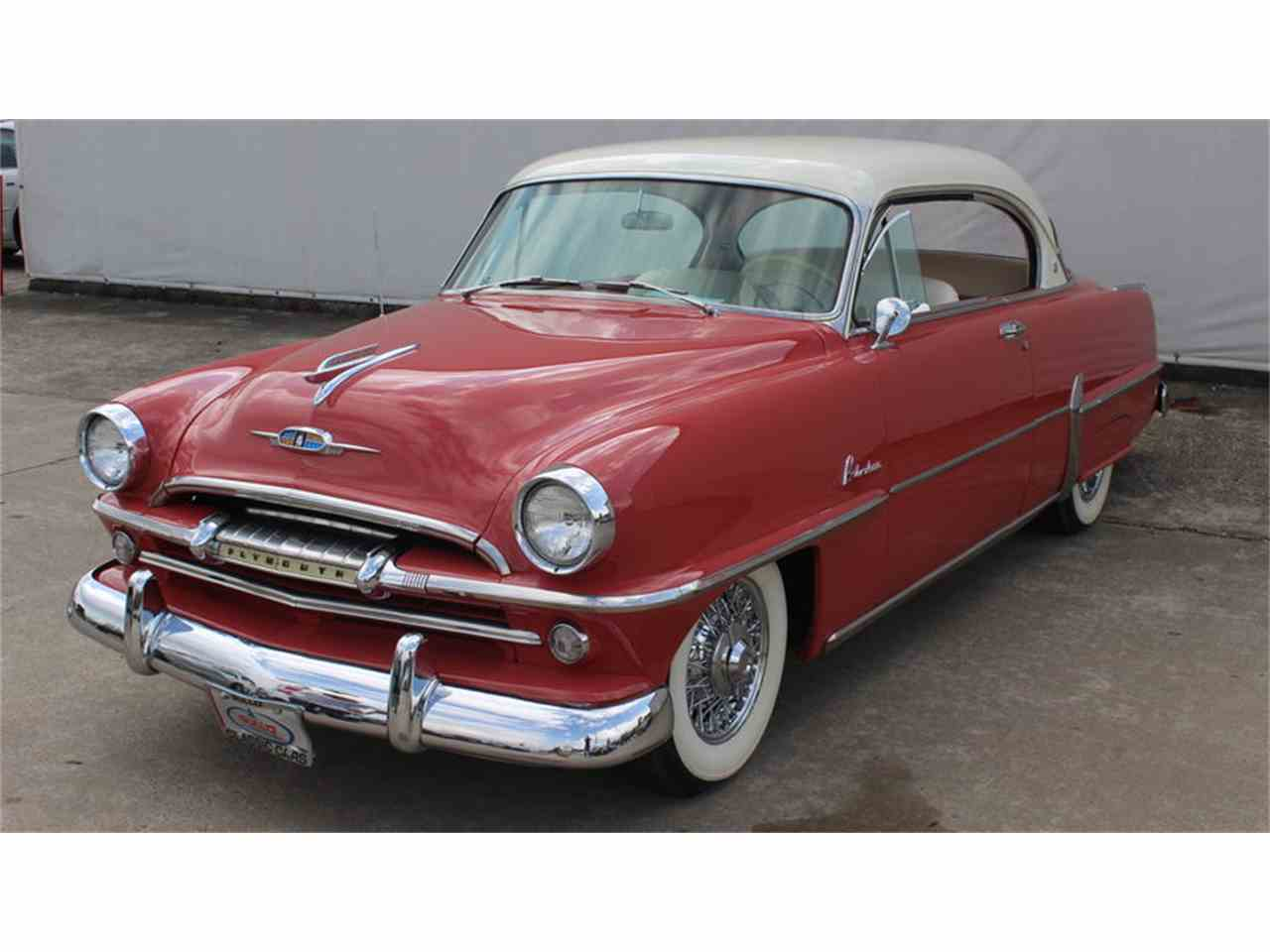 1954 plymouth belvedere for sale cc 962684. Black Bedroom Furniture Sets. Home Design Ideas
