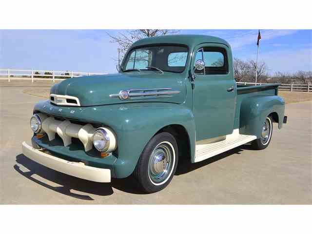 1952 Ford F1 | 962689
