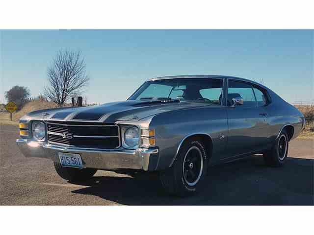 1971 Chevrolet Chevelle SS   962691