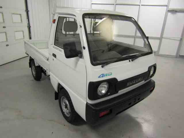 1991 Suzuki Carry | 962697