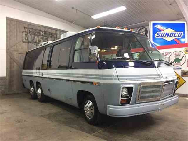 1975 GMC Motorhome by Avion | 962698