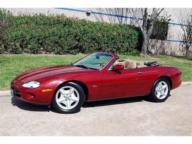 1997 Jaguar XK | 960270