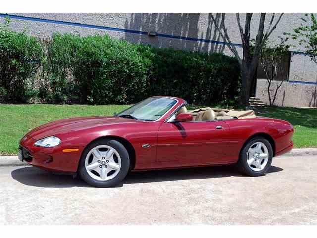 1997 Jaguar XK8 | 960270