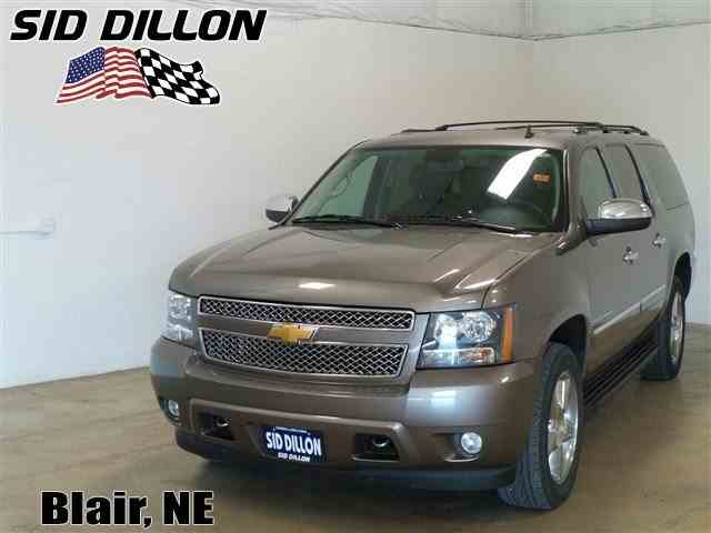 2012 Chevrolet Suburban | 962707