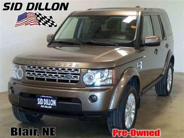 2012 Land Rover LR4 | 962716