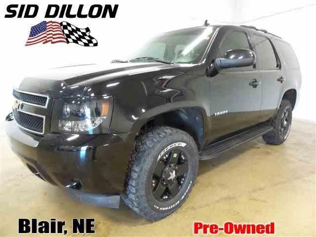 2012 Chevrolet Tahoe | 962719