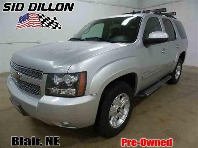 2012 Chevrolet Tahoe | 962724