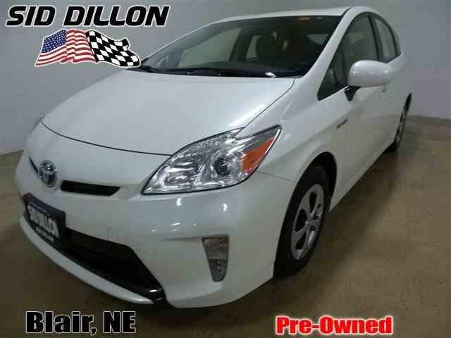 2012 Toyota Prius | 962727