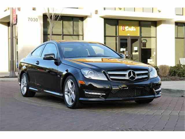 2012 Mercedes-Benz C-Class | 962763