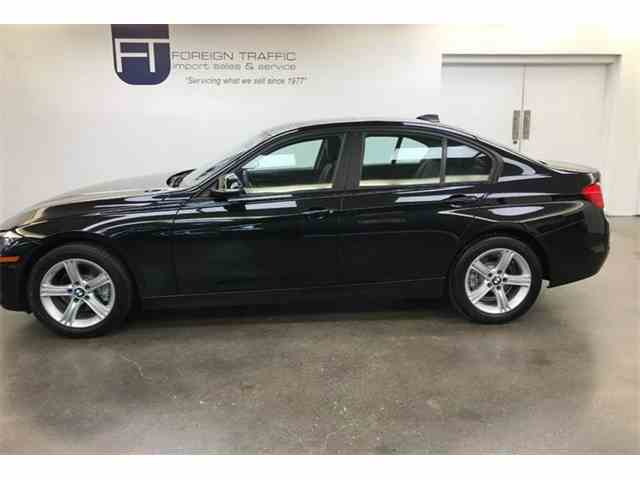 2014 BMW 3 Series   962767