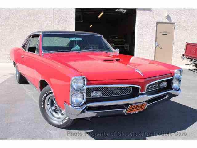 1967 Pontiac GTO | 962773