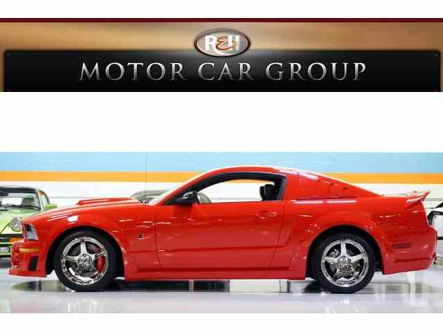 2006 Ford Mustang Roush Stage 3 | 962778