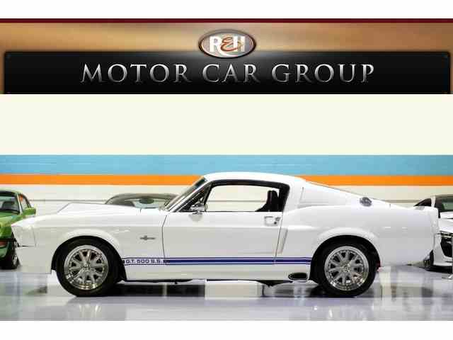 1968 Ford Shelby GT500 Super Snake | 962779