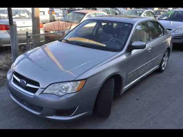 2008 Subaru Legacy   962780