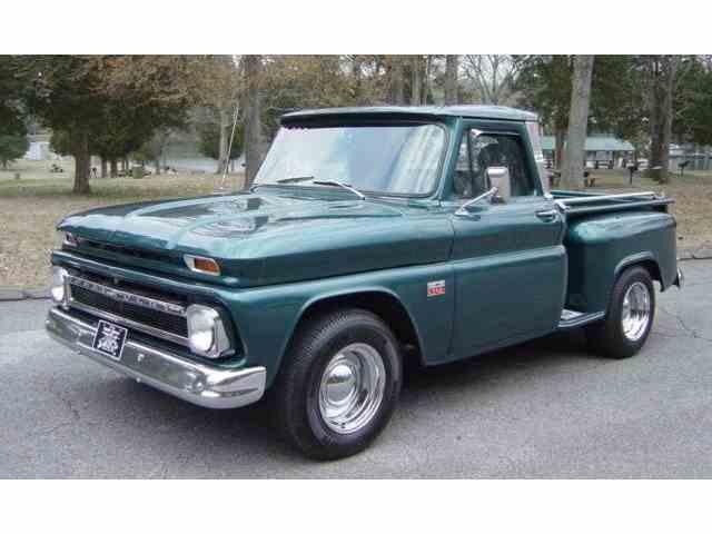 1966 Chevrolet C/K 10   962797