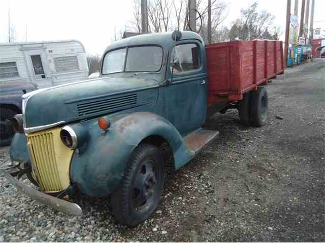 1940 Ford STAKE DUMP | 962808