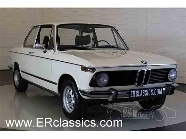 1975 BMW 1600   962809
