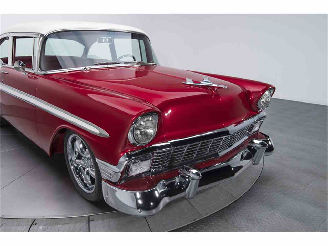 1956 chevrolet bel air for sale classic car liquidators - 1956 Chevrolet Bel Air For Sale Cc 962812