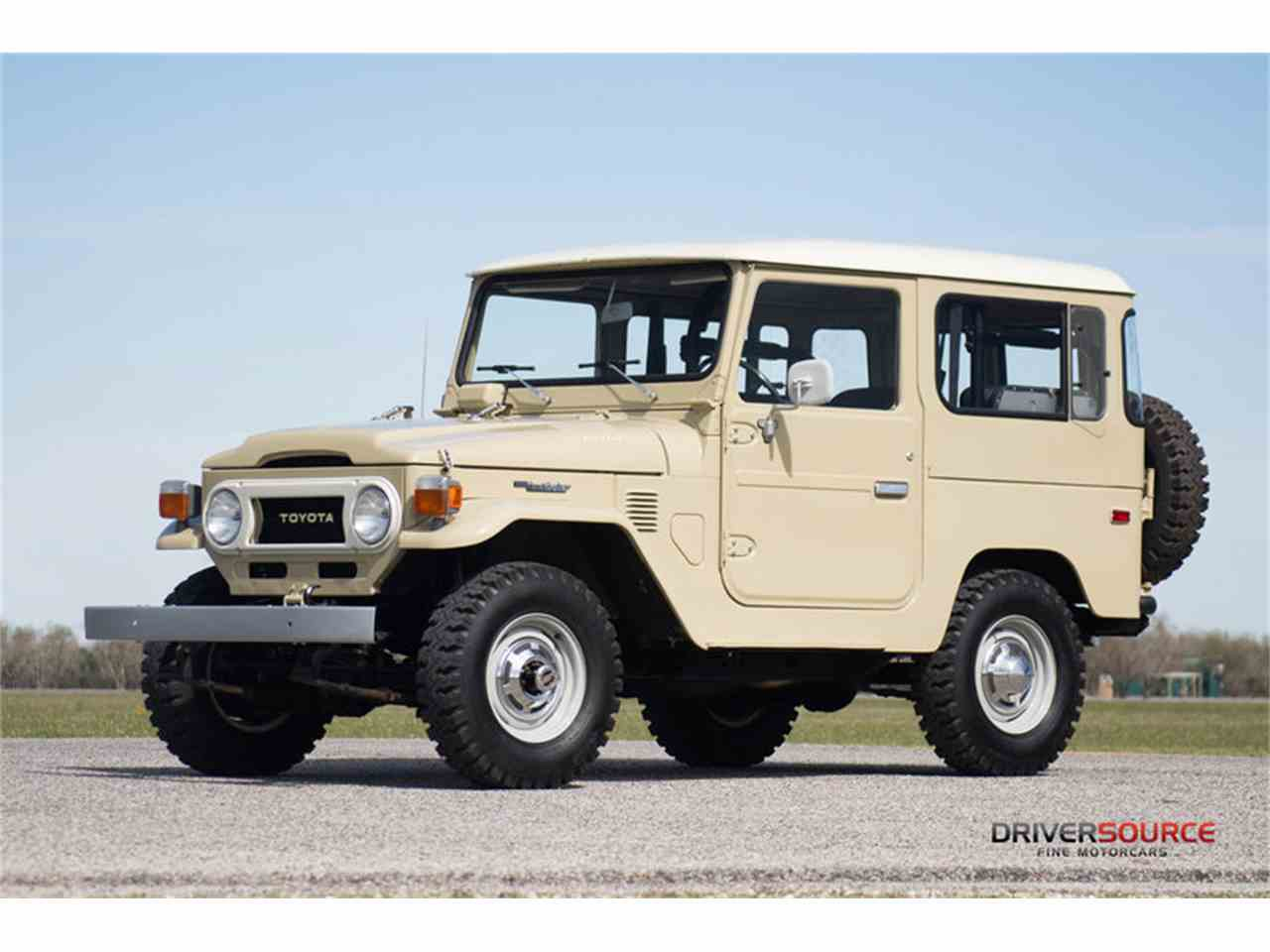 1977 toyota land cruiser fj for sale cc 962813. Black Bedroom Furniture Sets. Home Design Ideas