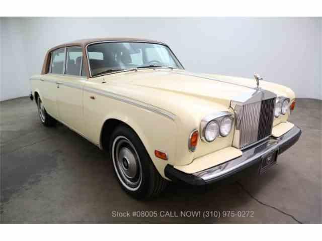 1977 Rolls Royce Silver Wraith II | 962815