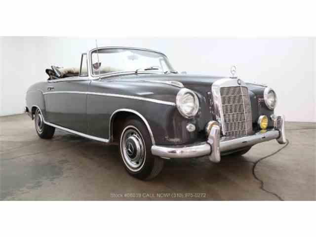 1958 Mercedes-Benz 220 | 962816
