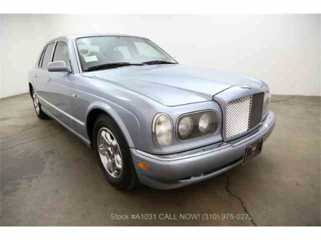 1999 Bentley Arnage | 962821