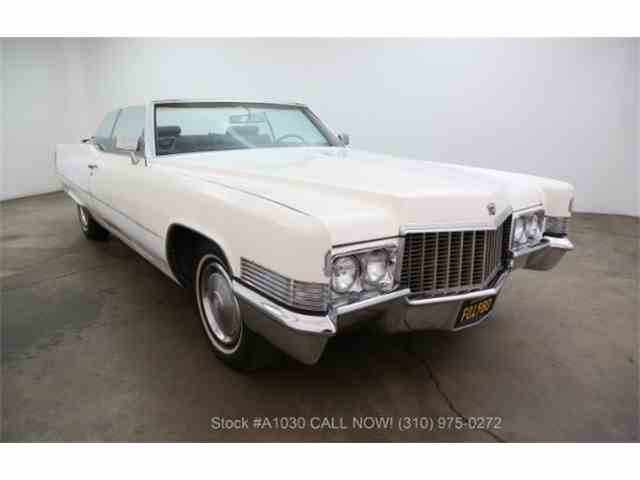 1970 Cadillac Coupe DeVille | 962822
