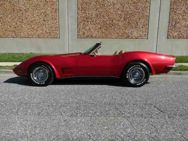 1973 Chevrolet Corvette | 962830