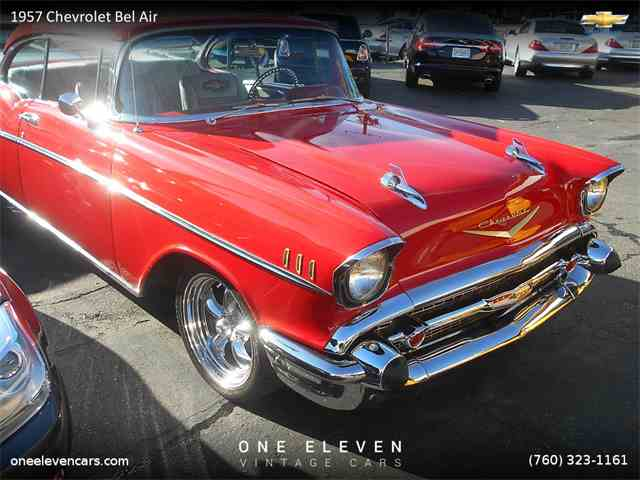 1957 Chevrolet Bel Air | 962831