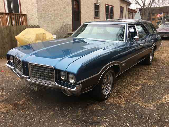 1972 Oldsmobile Vista Cruiser | 962835