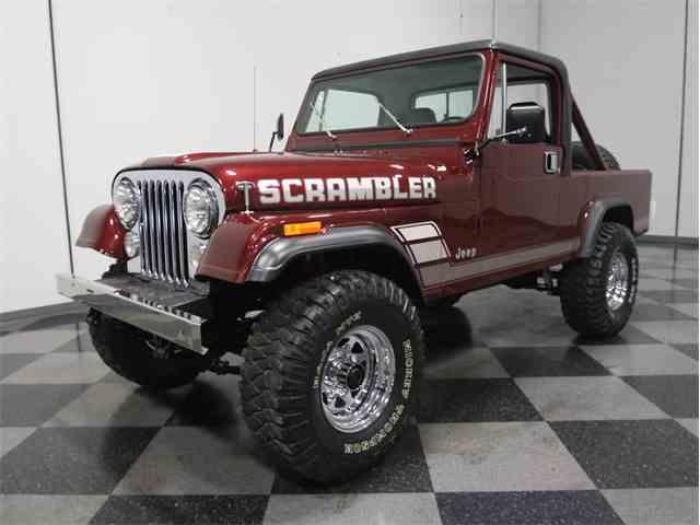 1984 Jeep CJ8 Scrambler | 962837