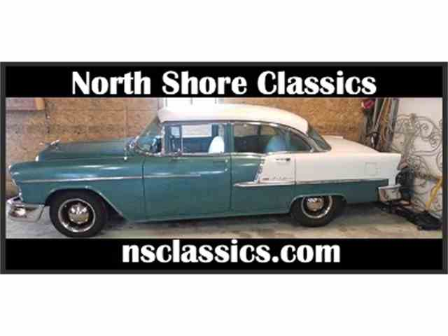 1955 Chevrolet Bel Air | 962839