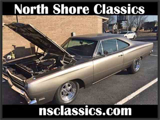 1969 Plymouth Road Runner | 962842