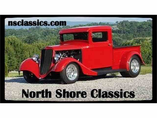 1934 Ford Pickup | 962844