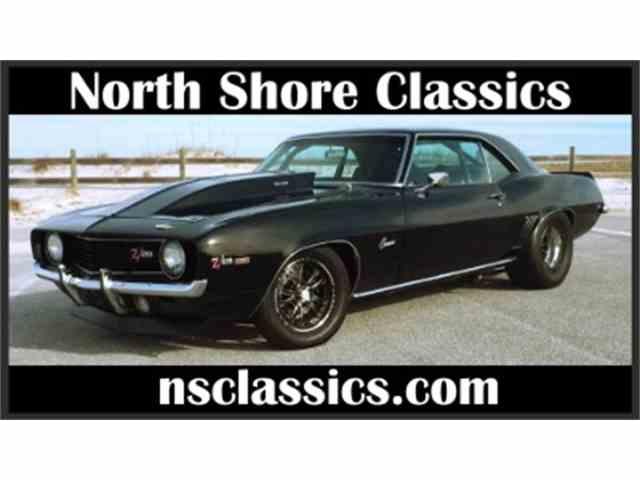 1969 Chevrolet Camaro | 962845