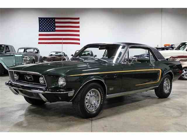 1968 Ford Mustang | 962846