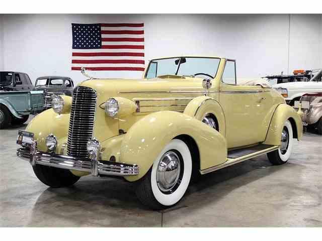 1936 Cadillac Series 60 | 962848