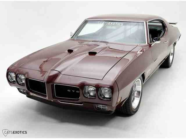 1970 Pontiac GTO | 962854